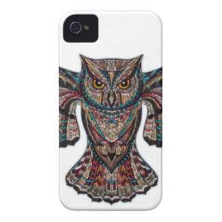 Mystical Owl Case-Mate iPhone 4 Cases