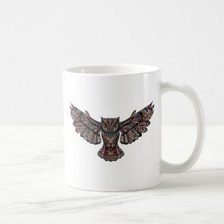 Mystical Owl Coffee Mug