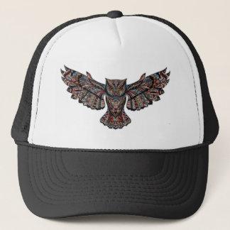 Mystical Owl Trucker Hat