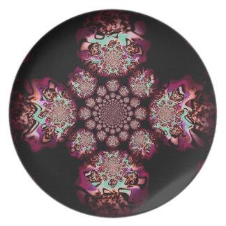 Mystical Plate with original artwork