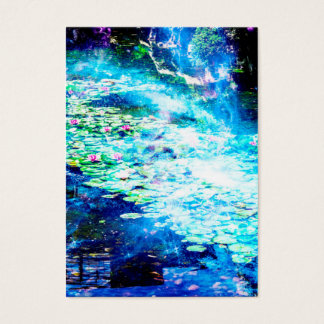 Mystical Pond Business Card