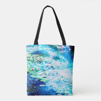 Mystical Pond Tote Bag