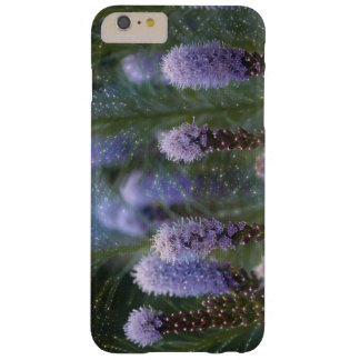 Mystical Purple Spire Flowers Barely There iPhone 6 Plus Case