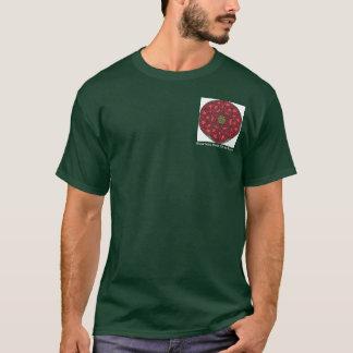 Mystical Rose Celtic Knots shirt 19 (dark version)