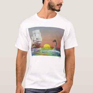 Mystical Sea Dragon T-Shirt