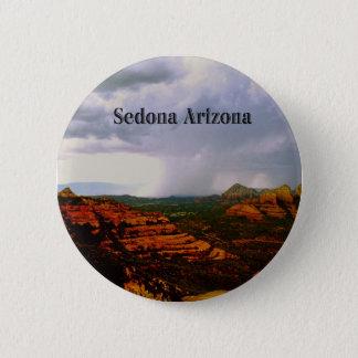 Mystical Sedona Arizona 2 Inch Round Button