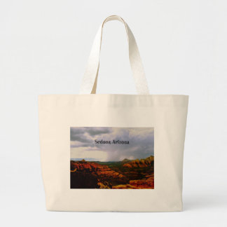 Mystical Sedona Arizona Large Tote Bag
