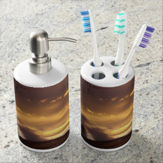 Mystical Sunset Soap Dispensers