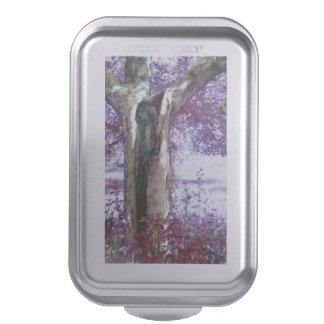 Mystical Tree Baking Tin