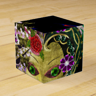 Mystical Witchy Woman Wedding Favor Boxes