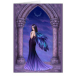 Mystique Fairy Greeting Card