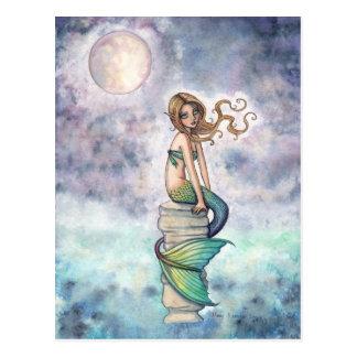 Mysty Mermaid Postcard