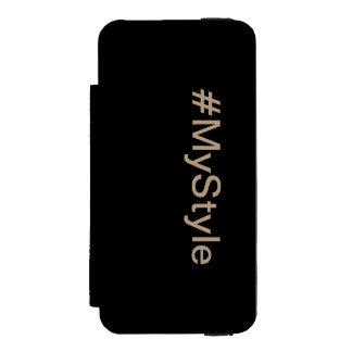 MyStyle Portmonaie covering Incipio Watson™ iPhone 5 Wallet Case