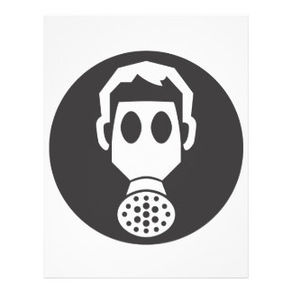 Mythbusters Gas Mask Custom Flyer