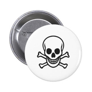 Mythbusters Skull Buttons