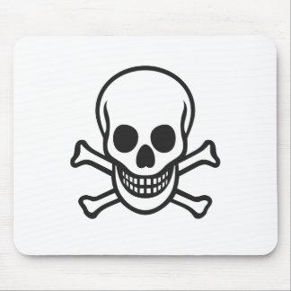 Mythbusters Skull Mouse Pad