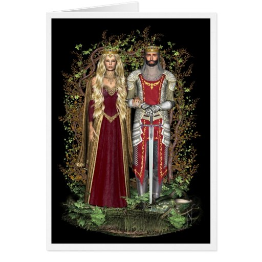 Mythical Card - Royals of Avalon