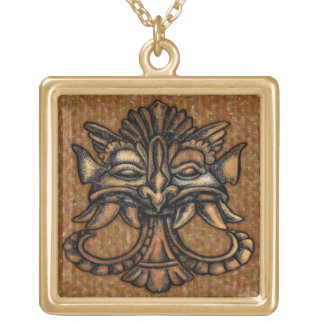 Mythical Figure New Age Pendant