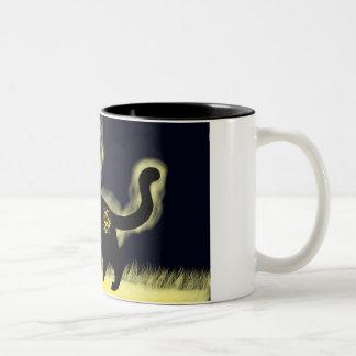 Mythical Mugg Two-Tone Coffee Mug