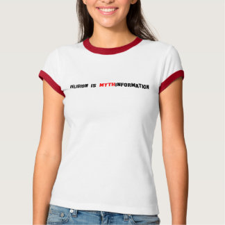 Mythinformation 1 T-Shirt