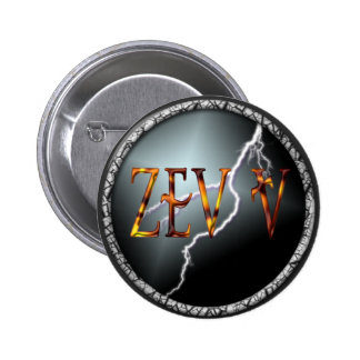 Mythological Beings 2 Inch Round Button
