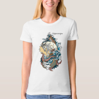 Mythological sea horse T-Shirt