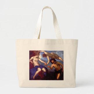 Mythological Venus Large Tote Bag