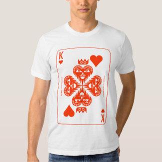 Mythos Anteros King of Hearts T Shirt