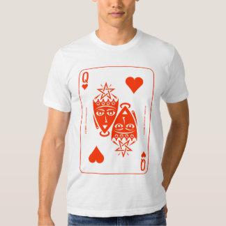 Mythos Astarte Queen of Hearts T Shirt