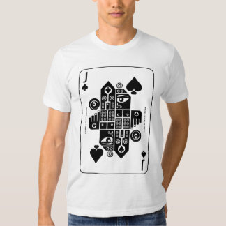 Mythos Belus Jack of Spades T-shirt