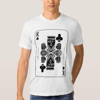 Mythos Chronos King of Clubs Tee Shirt