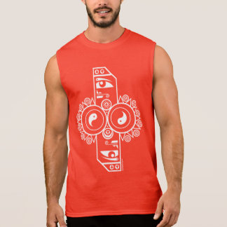 Mythos Collection (Min, Jack of Clubs, Dark) Sleeveless Shirt