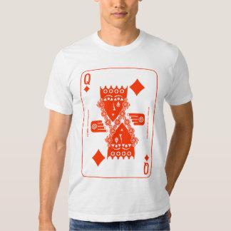 Mythos Lakshmi Queen of Diamonds Tshirts
