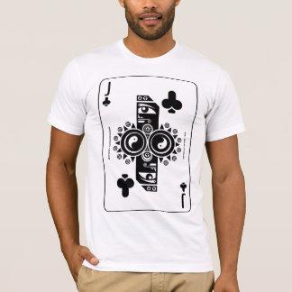 Mythos Min Jack of Clubs T-Shirt