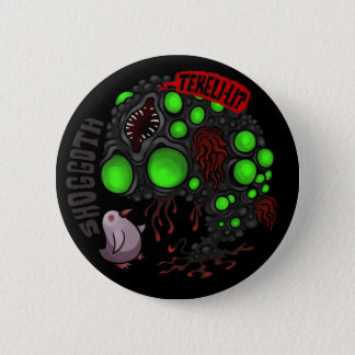MYTHOS - Shoggoth 2 Inch Round Button