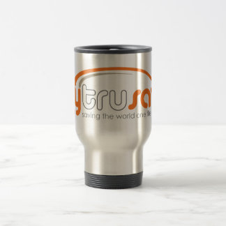 Mytrusave Bumper Sticker Travel Mug