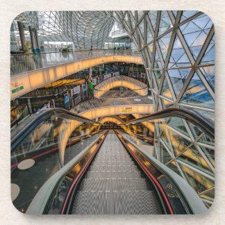 MyZeil Shopping Mall Frankfurt Coaster