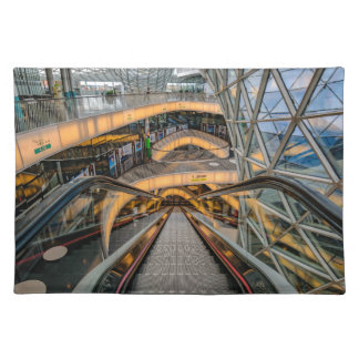 MyZeil Shopping Mall Frankfurt Placemat