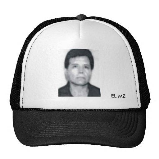 MZ, EL MZ MESH HATS
