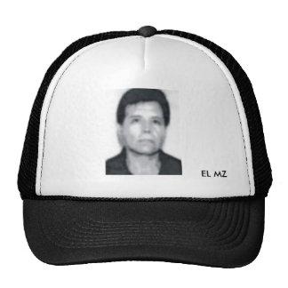 MZ EL MZ MESH HATS