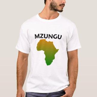 mzungu afrika T-Shirt