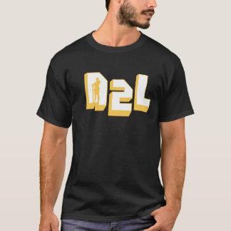 N2L Warrior Black Steel T-Shirt