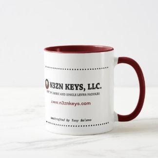 N3ZN KEYS, LLC LOGO mug