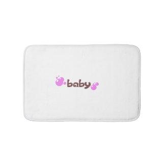 n8vtech baby girl bathmat