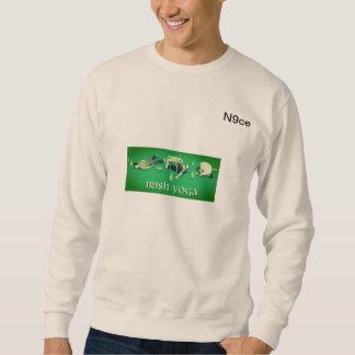 N9ce saint patrick sweather sweatshirt