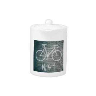 N+1 Bike Graffiti