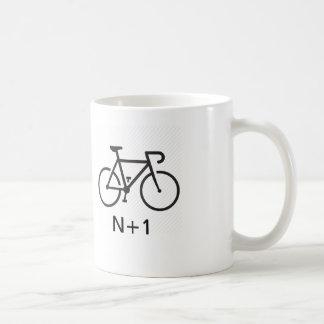 N+1 COFFEE MUG
