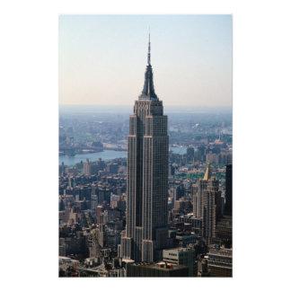 N.A., USA, New York, New York City. The Empire Photo Art