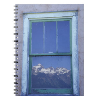 N.A., USA, Wyoming, Grand Teton National Park, 2 Spiral Note Book