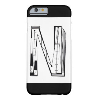 """""""N"""" BARELY THERE iPhone 6 CASE"""